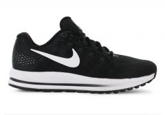 NIKE AIR ZOOM VOMERO 12 MENS BLACK WHITE