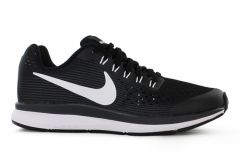 ZOOM PEGASUS 34 (GS) / KIDS / BLACK WHITE-DARK GREY-ANTHRACITE