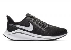 NIKE AIR ZOOM VOMERO 14  WOMENS  BLACK WHITE-THUNDER GREY