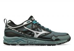 MIZUNO WAVE DAICHI 4 MENS STORMY WEATHER SILVER