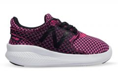 NEW BALANCE FUELCORE COAST V3 (TD) KIDS ALPHA PINK BLACK