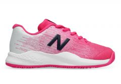 NEW BALANCE 996 V3 (GS) KIDS PINK WHITE