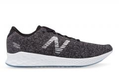 NEW BALANCE ZANTE PURSUIT (2E) MENS BLACK WHITE