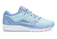 SAUCONY S-RIDE ISO 2 (GS) KIDS BLUE CORAL