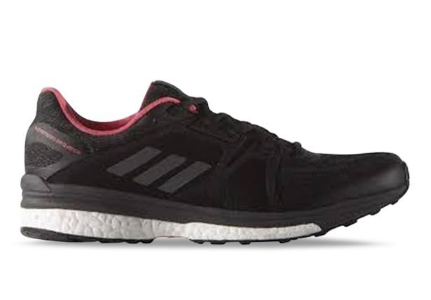 ADIDAS SUPERNOVA SEQUENCE 9 W WOMENS CORE BLACK NIGHT MET. F13 UTILITY BLACK F16