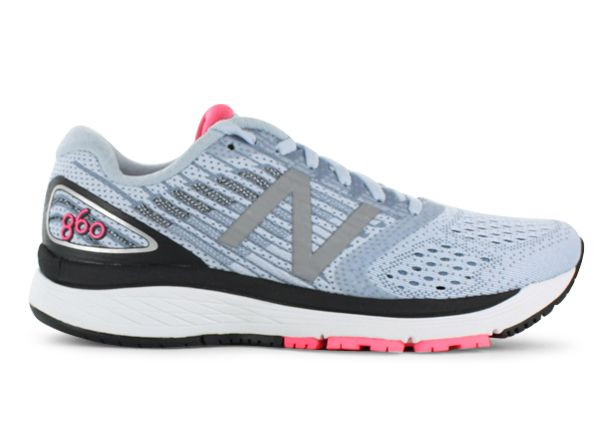 NEW BALANCE W860BP V9 (B) WOMENS LIGHT PURPLE