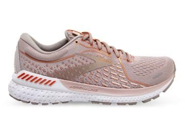 BROOKS ADRENALINE GTS 21 WOMENS HUSHED VIOLET ALLOY COPPER