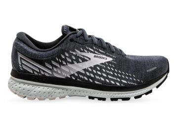 BROOKS GHOST 13 WOMENS OMBRE BLACK PRIMROSE