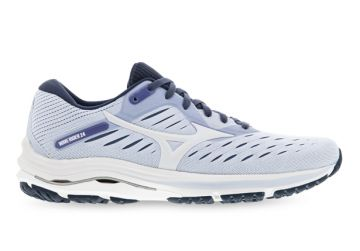 MIZUNO WAVE RIDER 24 WOMENS ARCTIC ICE MOOD INDIGO