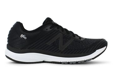 NEW BALANCE 860 V10 (2E) MENS BLACK