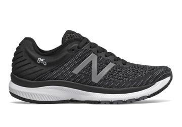 NEW BALANCE W860K V10 (D) WOMENS BLACK