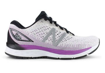 NEW BALANCE W880WT V9 (D) WOMENS WHITE