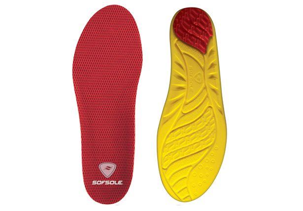SOF SOLE MENS ARCH INNERSOLE 9-10.5