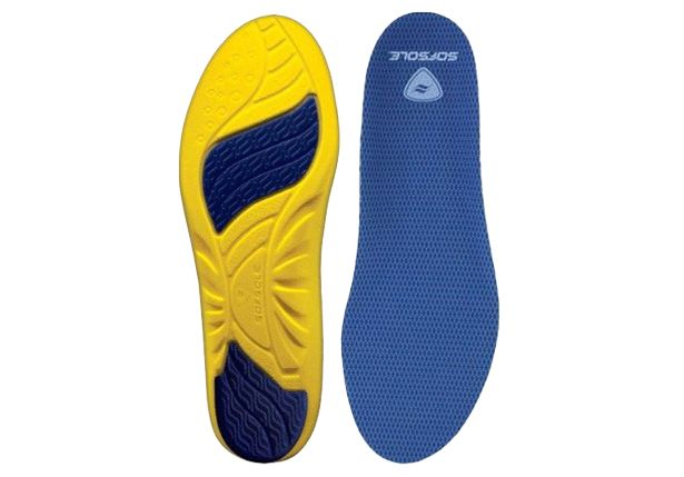 SOF SOLE MENS ATHLETE INNERSOLE 7-8.5