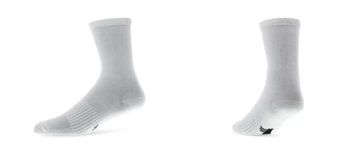THE ATHLETE'S FOOT CREW CUT 3PK KIDS WHITE