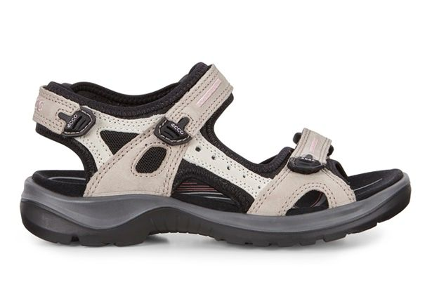 ECCO OFFROAD WOMENS ATMOSPHERE ICE WHITE BLACK