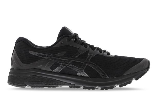 ASICS GT-1000 8 MENS (4E) BLACK BLACK