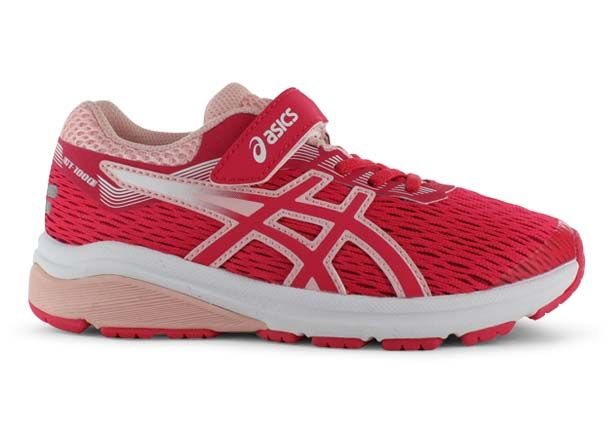 ASICS GT-1000 7 (PS) KIDS PIXEL PINK FROSTED ROSE