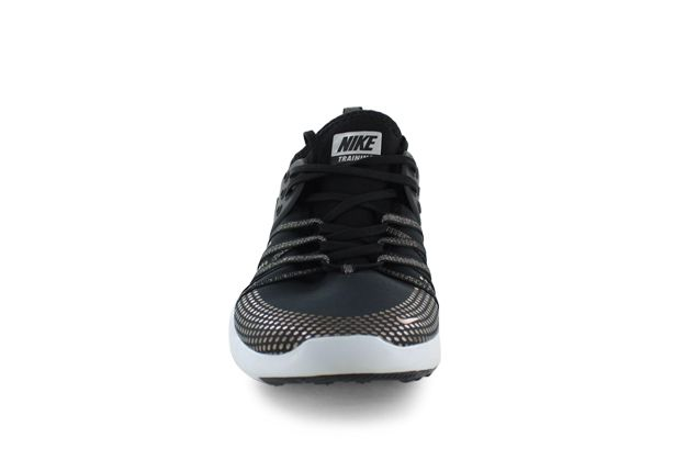 Hombre rico Arqueológico Antorchas  NIKE FREE TR 7 METALIC WOMENS BLACK PURE PLATINUM | Black Womens Supportive  Training Shoes
