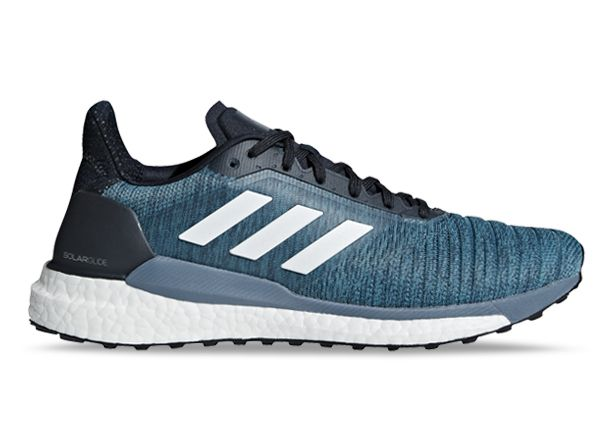 ADIDAS SOLAR GLIDE MENS LEGEND INK WHITE HIRAQU