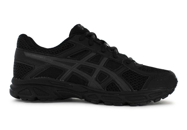 ASICS GEL-CONTEND 4 GS KIDS BLACK