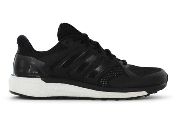 ADIDAS SUPERNOVA ST WOMENS CORE BLACK WHITE