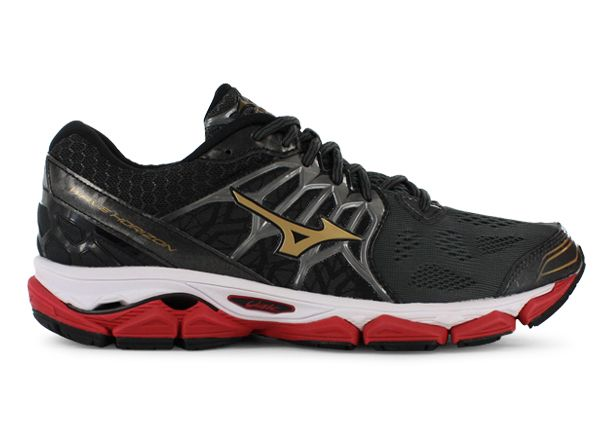 mizuno mens running shoes size 9 youth gold for age