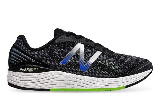 New Balance Fresh Foam Vongo V2 2e Mens Grey Black The Athlete S Foot