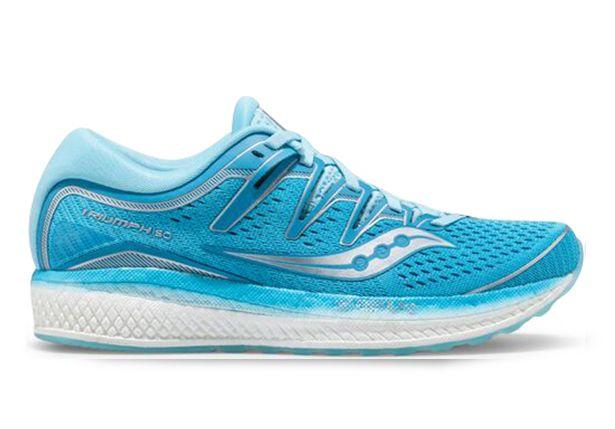 SAUCONY TRIUMPH ISO 5 WOMENS BLUE