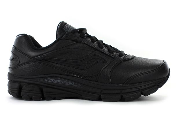 SAUCONY GRID OMNI WALKER MENS BLACK