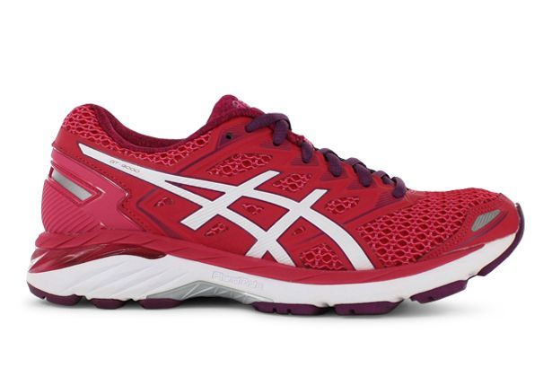ASICS GT-3000 5 (D) WOMENS BRIGHT ROSE