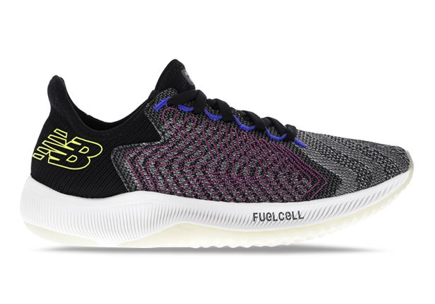 New Balance Rebel Womens Black Grey Womens Neutral Running Shoes
