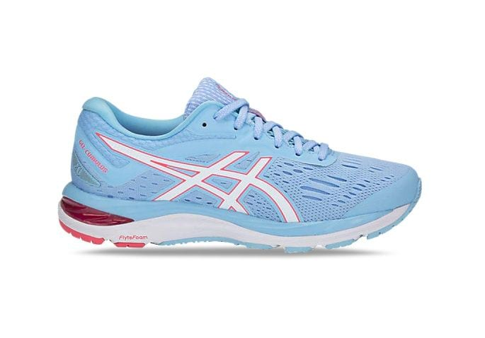 ASICS GEL-CUMULUS 20 (D) WOMENS SKYLIGHT WHITE