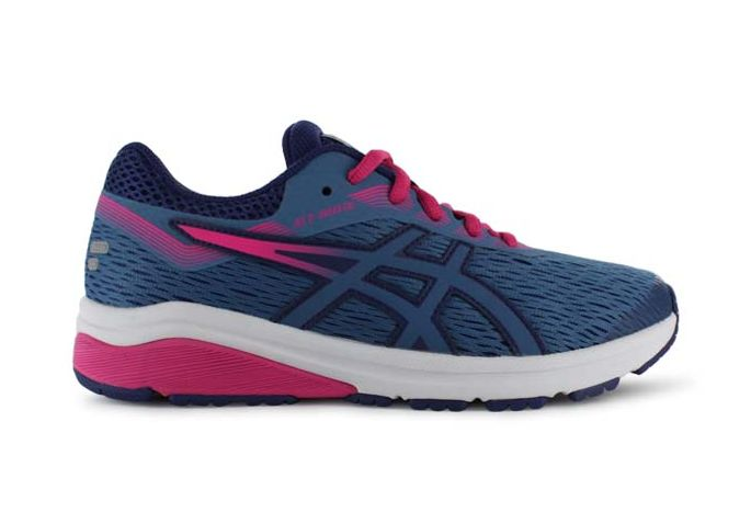 ASICS GT-1000 7 (GS) KIDS AZURE FUCHSIA PURPLE