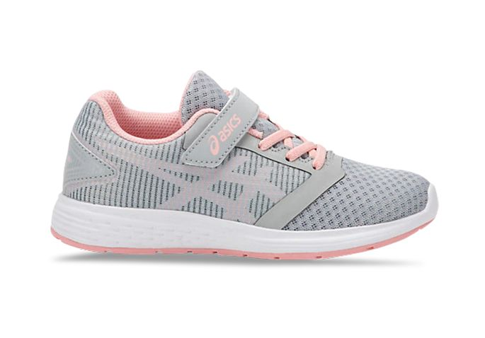 PATRIOT 10 PS / KIDS / MID GREY FROSTED ROSE