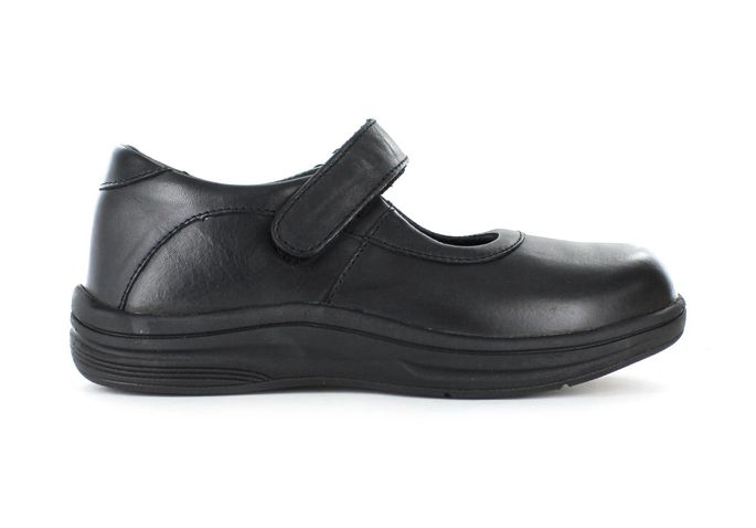 INSTRIDE NELLIE II LEATHER WOMENS BLACK