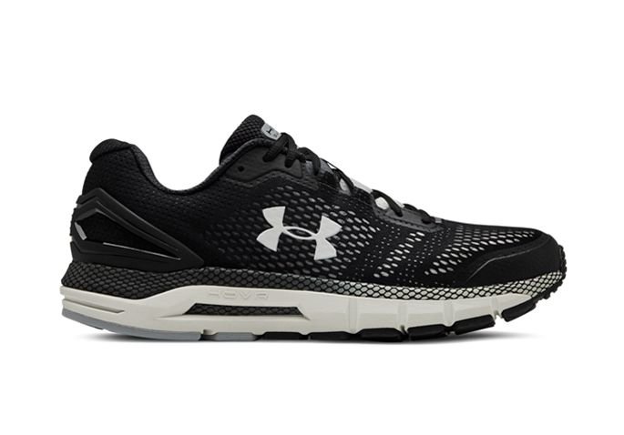 UNDER ARMOUR HOVR GUARDIAN MENS BLACK  SUMMIT WHITE  SUMMIT WHITE
