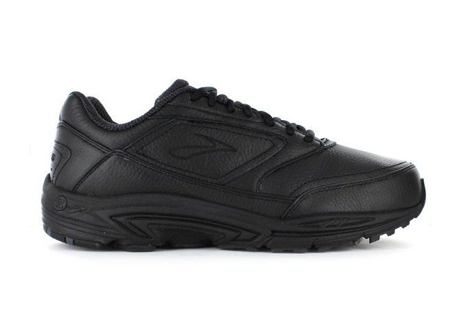 BROOKS DYAD WALKER (2E) MENS BLACK