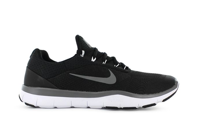 NIKE FREE TRAINER V7 MENS BLACK WHITE