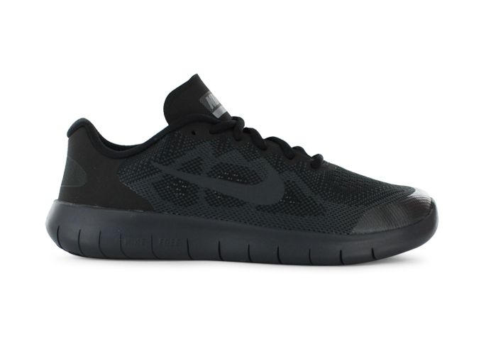 FREE RN 2 (GS) / KIDS / BLACK ANTHRACITE-DARK GREY-COOL GREY