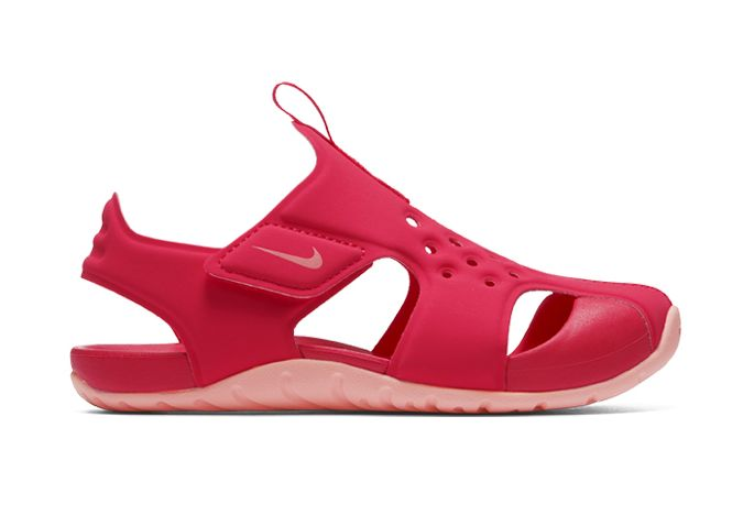 NIKE SUNRAY PROTECT 2 (PS) KIDS TROPICAL PINK BLEACHED CORAL