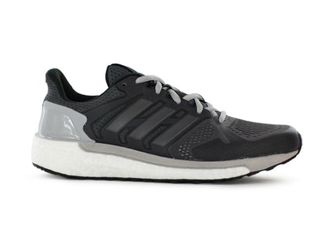 ADIDAS SUPERNOVA ST WOMENS GREY FIVE NIGHT MET CORE BLACK