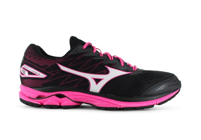 WAVE RIDER 20 (W) / B / WOMENS / BLACK PINK GLO