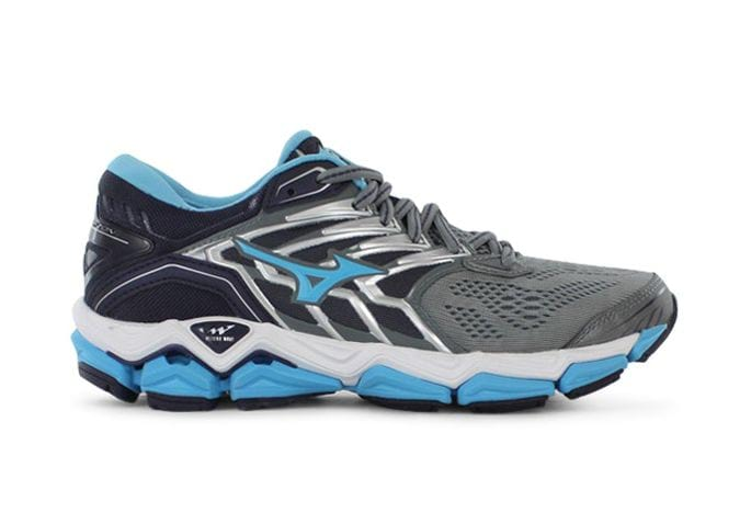 MIZUNO WAVE HORIZON 2 WOMENS MONUMENT AQUA