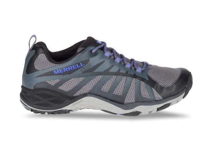 MERRELL SIREN EDGE Q2 WP WOMENS BLACK