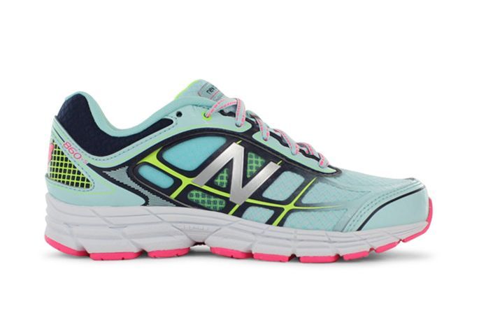 NEW BALANCE KJ860DY (M) KIDS BLUE PINK