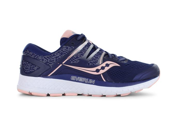 SAUCONY OMNI ISO (D) WOMENS NAVY BLUSH