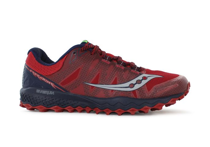 PEREGRINE 7 / D / MENS / RED NAVY