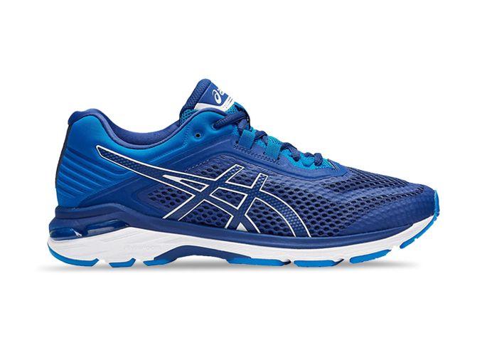 ASICS GT-2000 6 (2E) MENS BLUE PRINT RACE BLUE