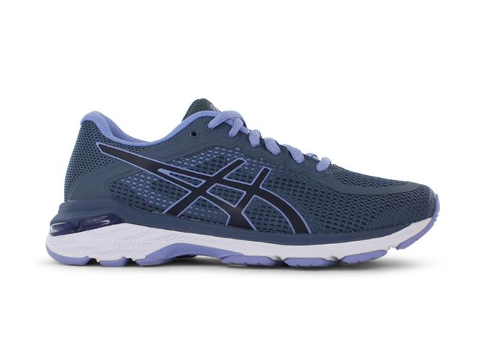 ASICS GEL-PURSUE 4 (D) WOMENS SMOKE BLUE INDIGO BLUE LAVEN